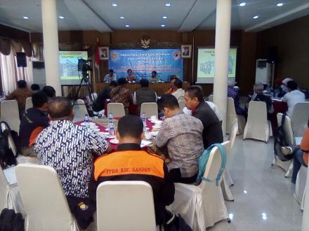 FPRB Desa Wonokromo Mengikuti Workshop  FPRB Daerah dan BPBD DIY